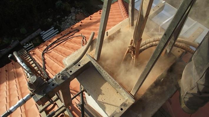 Ako sa frézuje a vložkuje komín