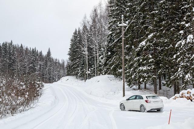 Vlastnosti zimných pneumatík
