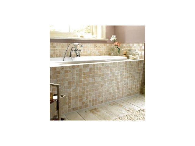 Mozaika: 7 dôvodov, prečo je vhodná do kúpeľne i do kuchyne