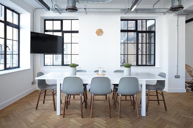 Ako si vymaľovať kanceláriu?