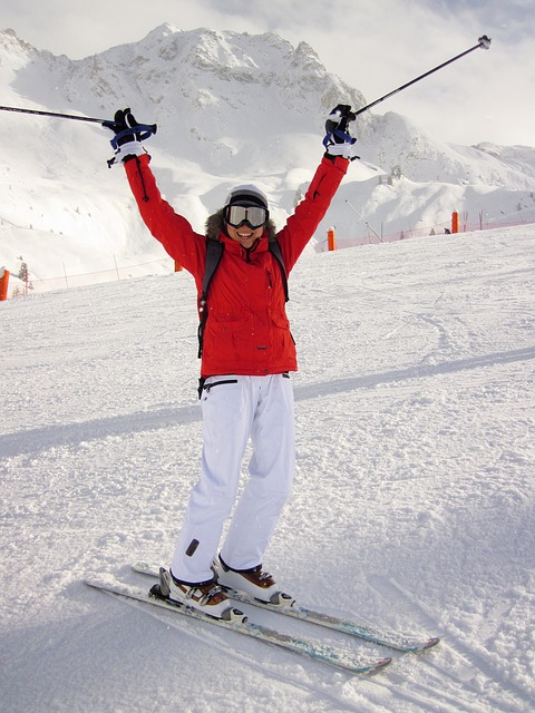 Aké doplnky potrebujete na lyžovačku?