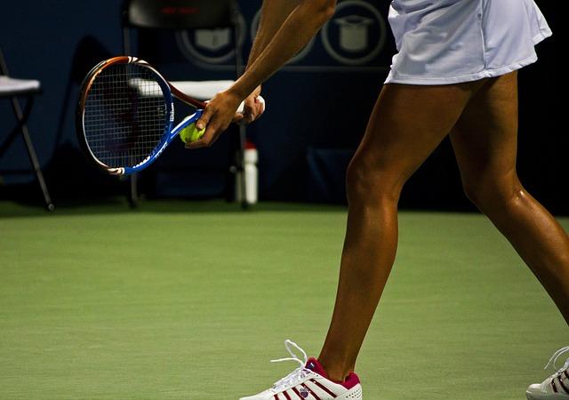 Ako tipovať tenis