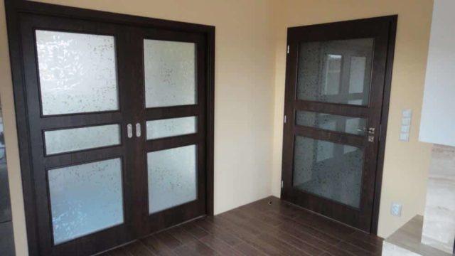 Kvalitné interiérové dvere urobia všetko pre vaše súkromie